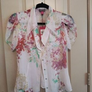 Vince Camuto Top Size XS